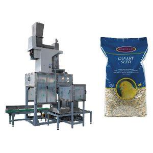 20 kg Bolsa aberta de sementes Bolsa de embalaxe e bolso Bolsas de embalaxe Big Automatic Grain Bags