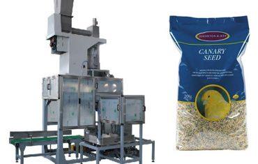 20 kg de sementes de grans de boca aberta e ensacado de bolsas
