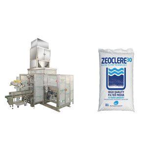 Máquina de envasado con bolsa de selado Zeolite Big 20kg
