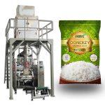 máquina automática de envasado de arroz de 1 kg de 5 kg