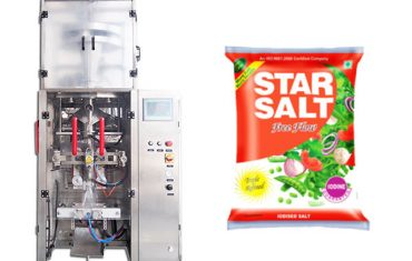 máquina de envasado automática de 1 kg de sal