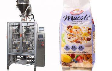 máquina automática de envasado en po de comida