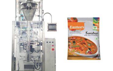 máquina de envasado de po de condimentos de esencia de galiña