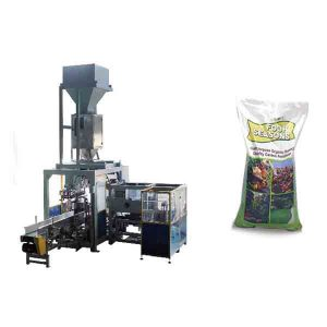 Granito automático de 50 kg Big Bags Chemical Fertilizer Packing Machine