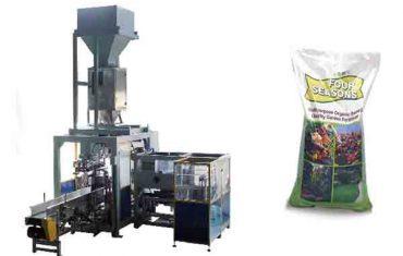 Máquina de envasado de fertilizantes químicos de 50 kg