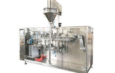 máquina automática horizontal de envasado en po preformada