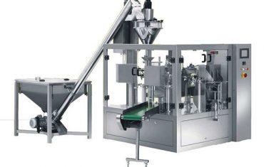 máquina automática de envasado de recheo en po de especias rotativas