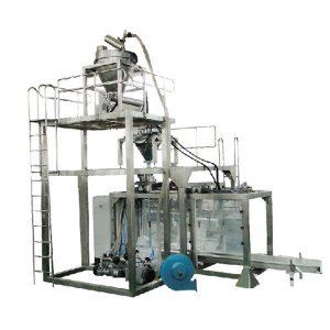 Máquina de recheo de polvo automático Big Bag Máquina de recheo de polvo de leite