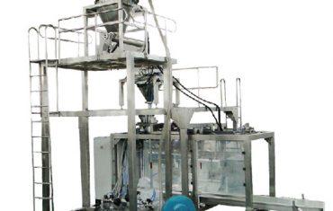 gran bolsa de polvo automático pesando máquina de recheo máquina de envasado en po de leite