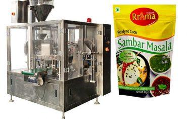 máquina de envasado en po de chile