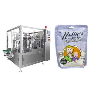 Chips de embalaxe da máquina de envasado de alimentos