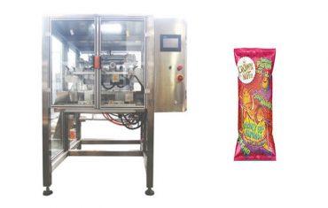 máquina de recheo e selado de formigón vertical de movemento continuo