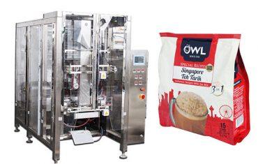 válvula de desgasificación máquina automática de envasado en po de café