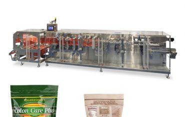 embalaxe de granito en po doypack máquina de selado horizontal de forma