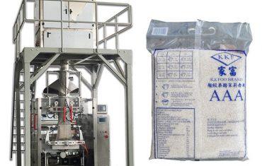 máquina de envasado de arroz integral de gránulos de gránulos totalmente automática