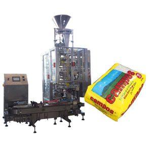Máquina automática de envasado de arroz de alta precisión