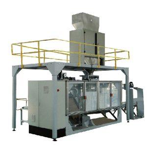 Máquina de envasado de alta automatización, recheo e selado de bolsas grande en po, fácil de manexar