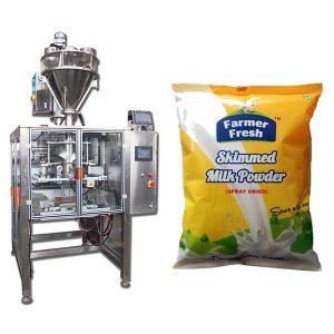 Máquina de envasado de po de leite