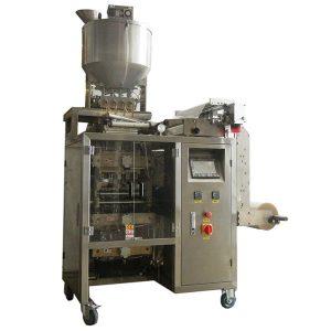 Máquina de envasado de sachet líquida automática de varias liñas