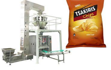 72g pataca chip máquina de envasado de merienda