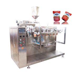 Máquina de envasado de salsa de tomate prefabricada