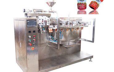 máquina de envasado de salsa de tomate precomposto