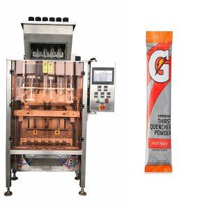 Sacos pequenos Powde Multi-Line Packing Machine