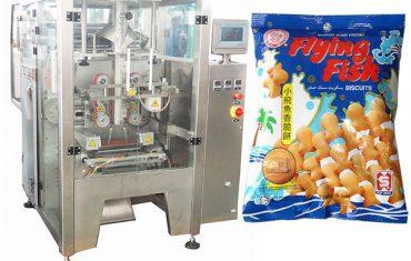 máquina de envasado de selado e recheo vertical de vffs