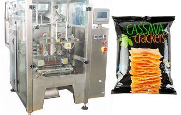máquina de envasado vertical e máquina de selado vertical