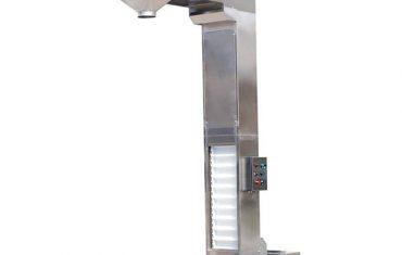 elevador de balde tipo z
