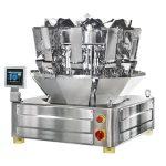 Máquina de envasado de pesada multipoder zm10d16