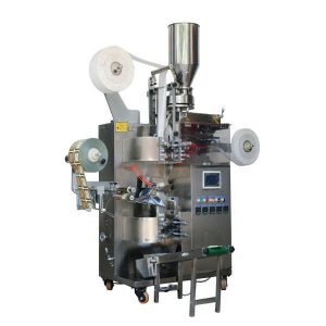 Máquina automática de envasado de teas (ZT-18) (con etiqueta e bolsa de papel)