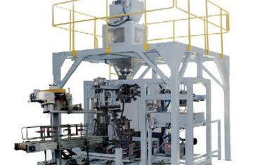 ztck-g peso automático de unidade de máquina de embalaxe de bolsas pesadas