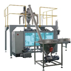ZTCP-25L Máquina automática de embreagem de bolsas tecidas para a po