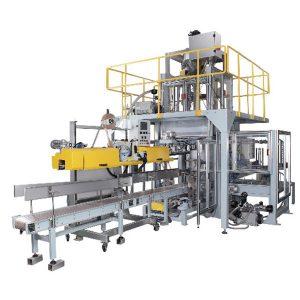 ZTCP-50P Unidade de máquina de envasado en po polvo automático pesado