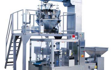 máquina de envasado automático de bocadillos