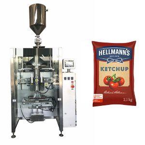salsa de tomate máquina de envasado